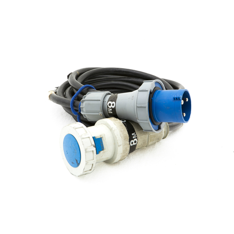 63Amp Cee Form 50Ft Extension-Mono