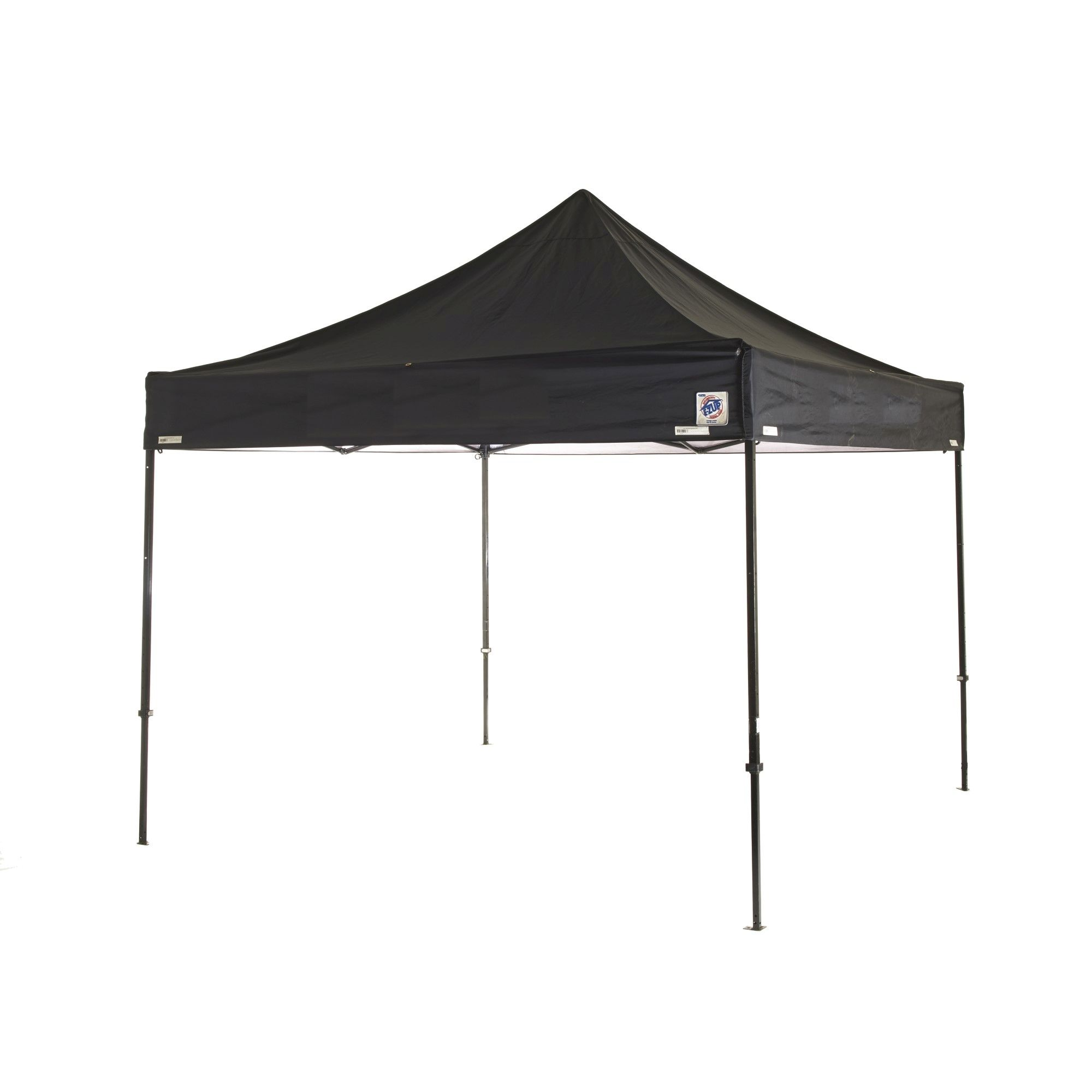 Easy Up Tent Black 3X3m / Tente Noire
