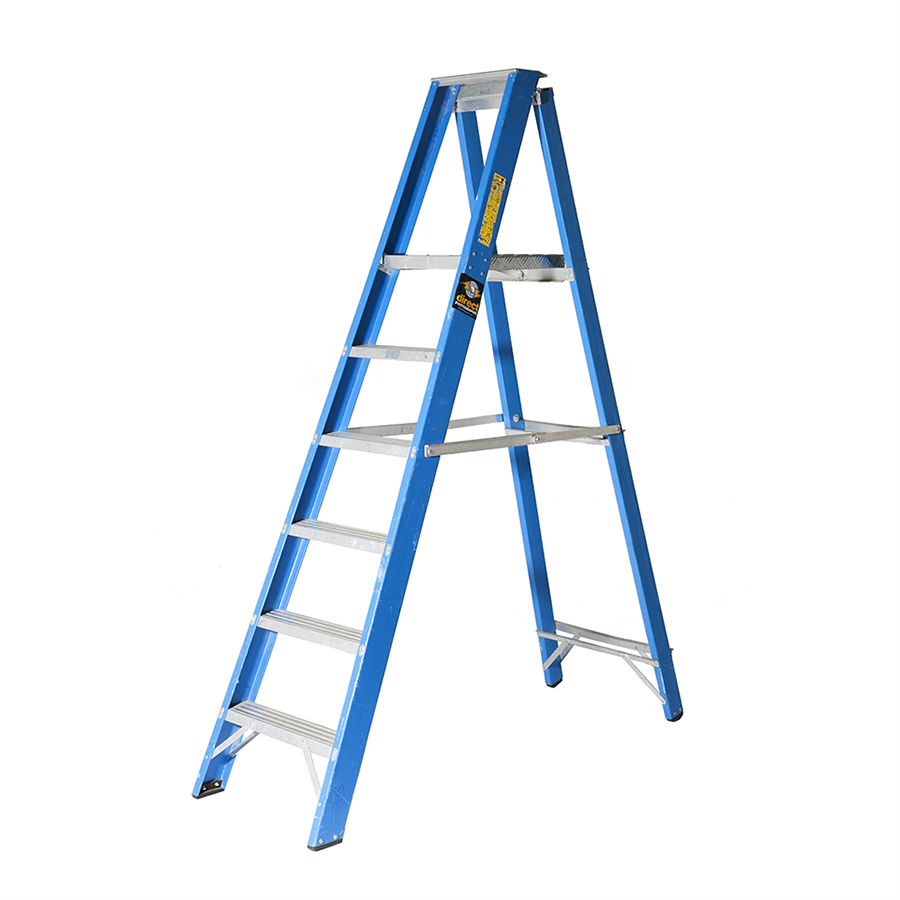 Medium Step Ladder (6.5ft)/Escabeau 5 marches