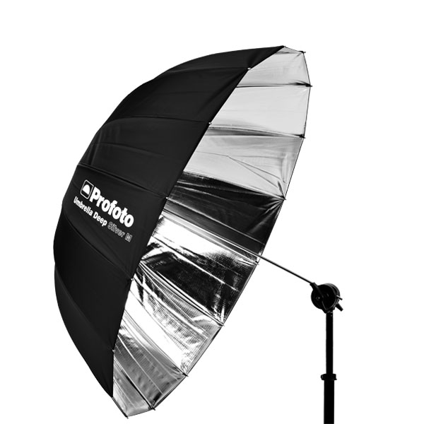 45in/105cm - Profoto Umbrella Deep Silver M