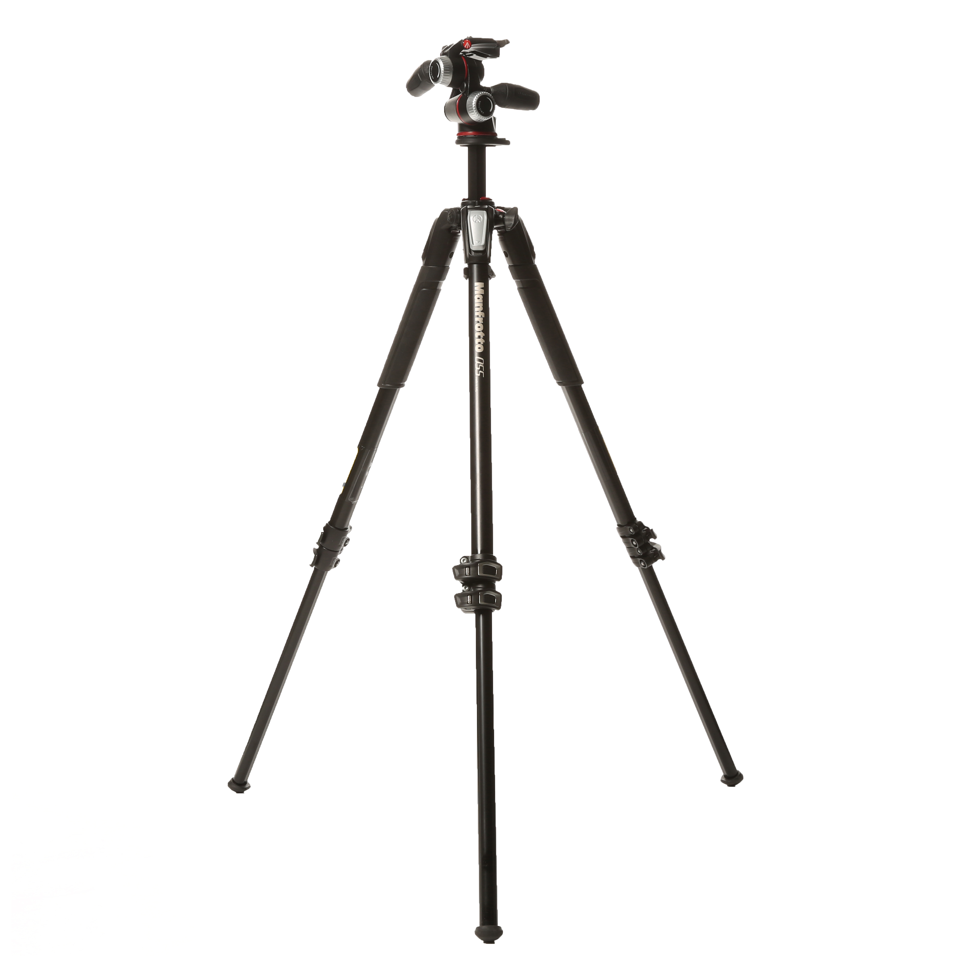 Manfrotto 055 + MHXPro - 3w Head 1.83M