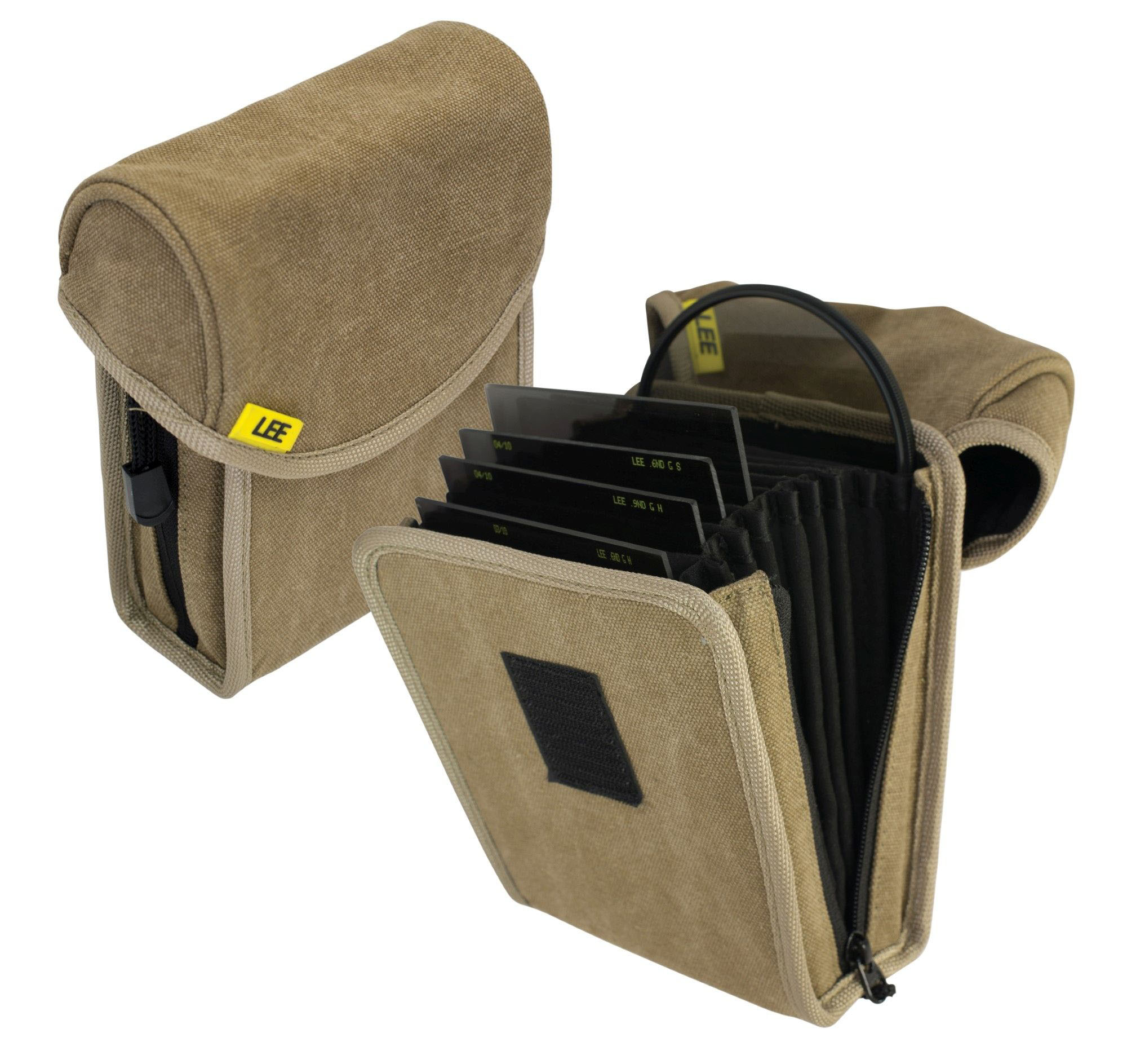LEE 100mm Filter Field Pouch - Sand