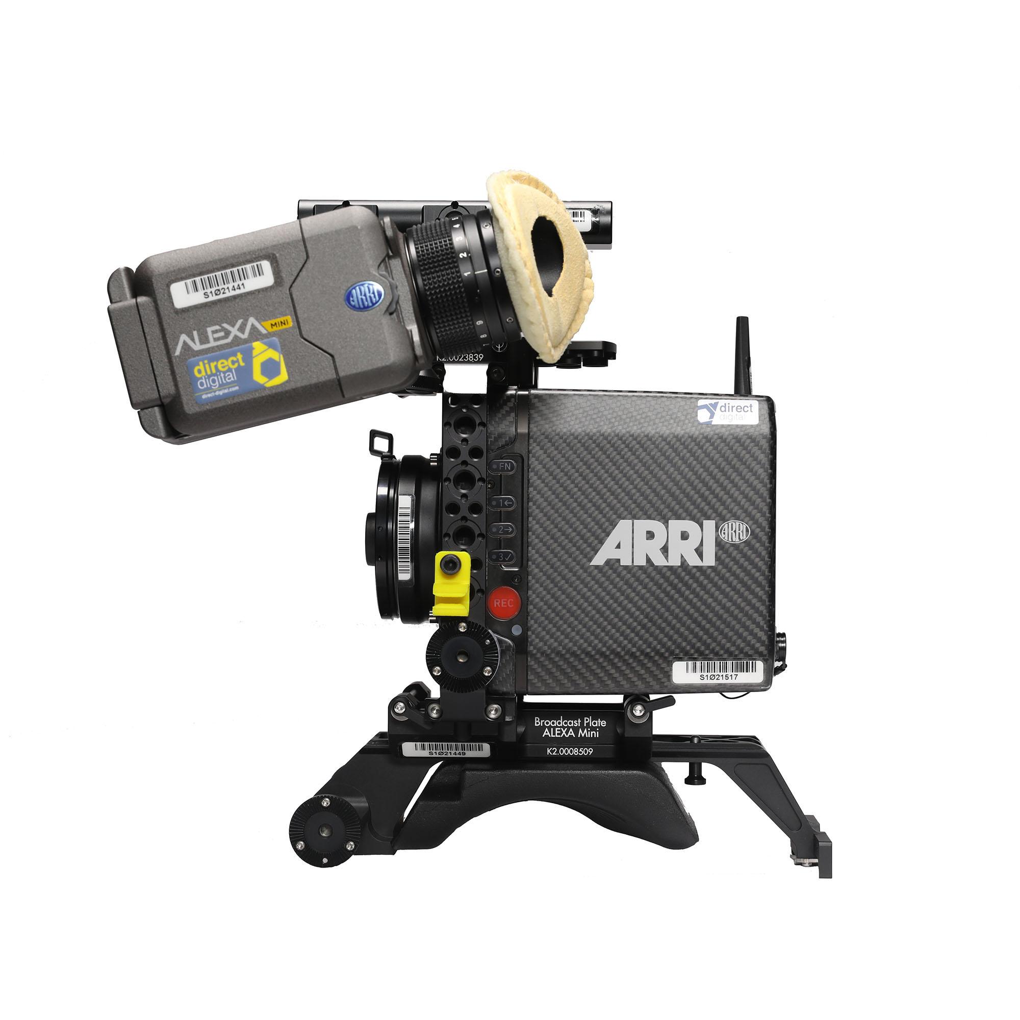 ARRI Alexa Mini Kit | Direct Digital | Hire & Rental