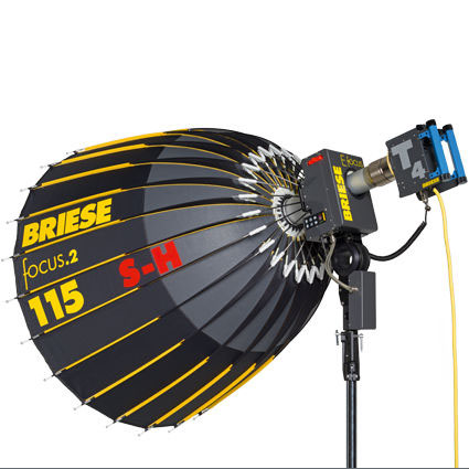 Briese 115 S-H H5 5Kw Tungsten Kit