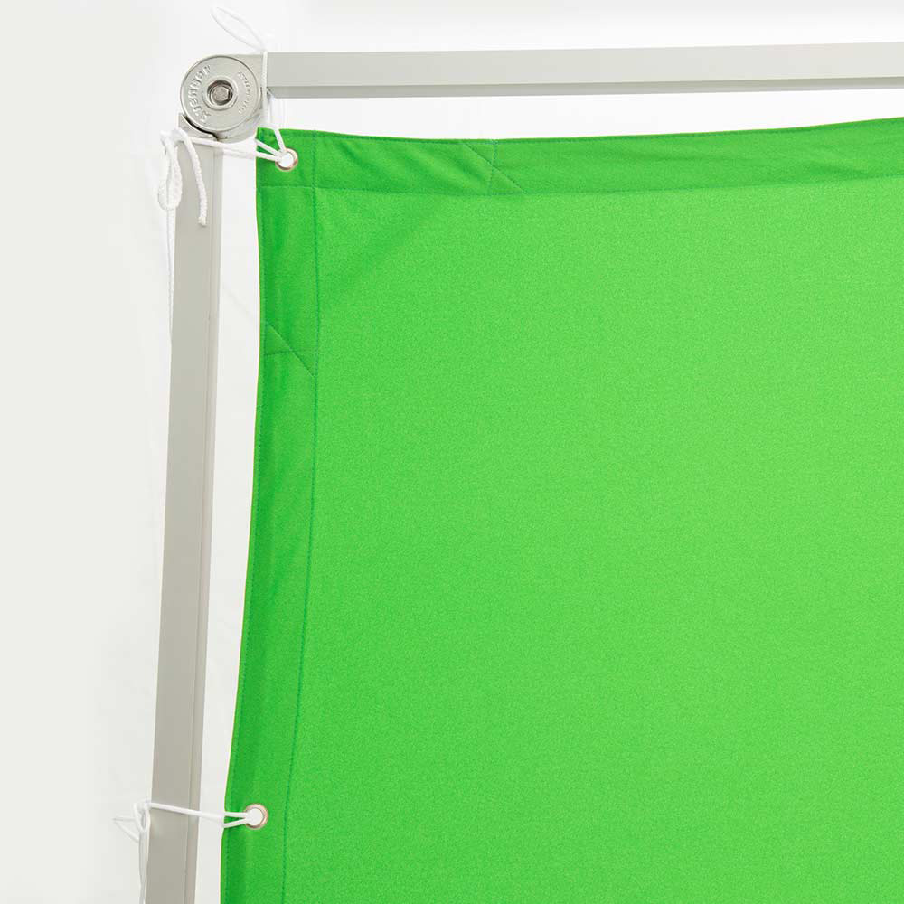 8x8ft Chromakey Green Screen