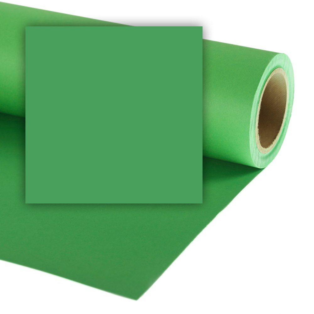 9ft - 25m - Chroma Green - 2.72 x 25m