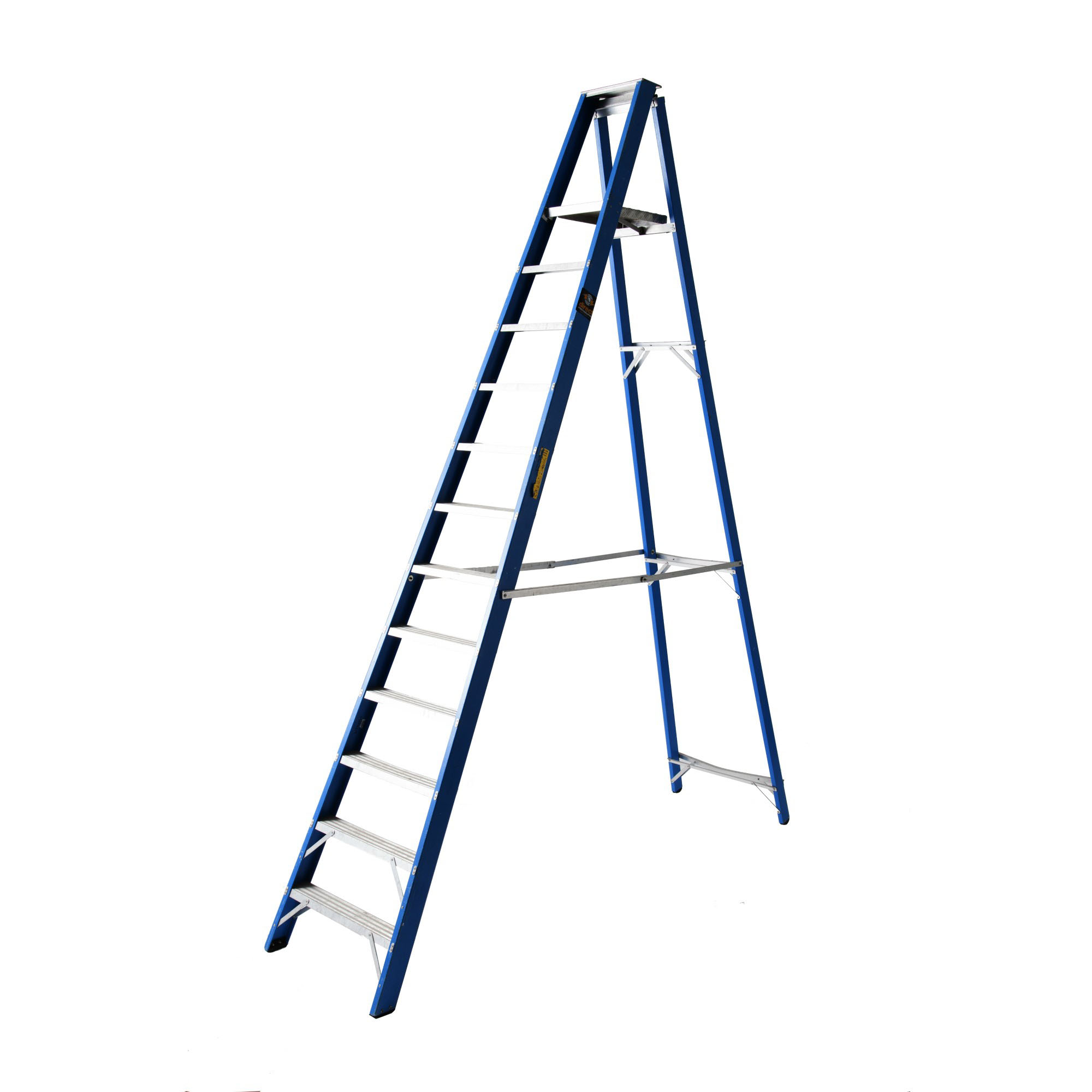 Twelve Step Ladder - 2.91m