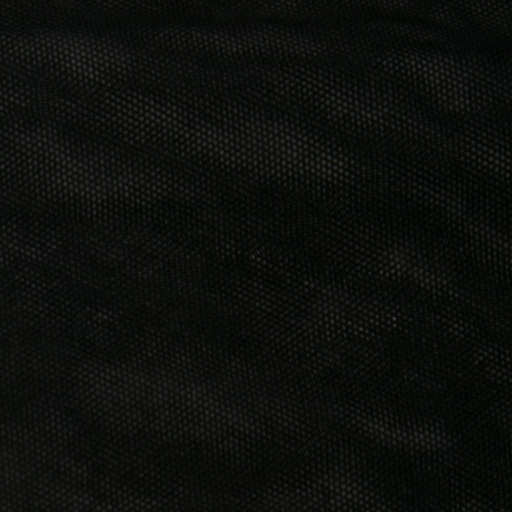 12x12ft Double Net - Black