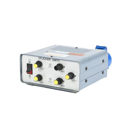 5kW Flicker Unit 32a>4x16a (Pulse Effect)