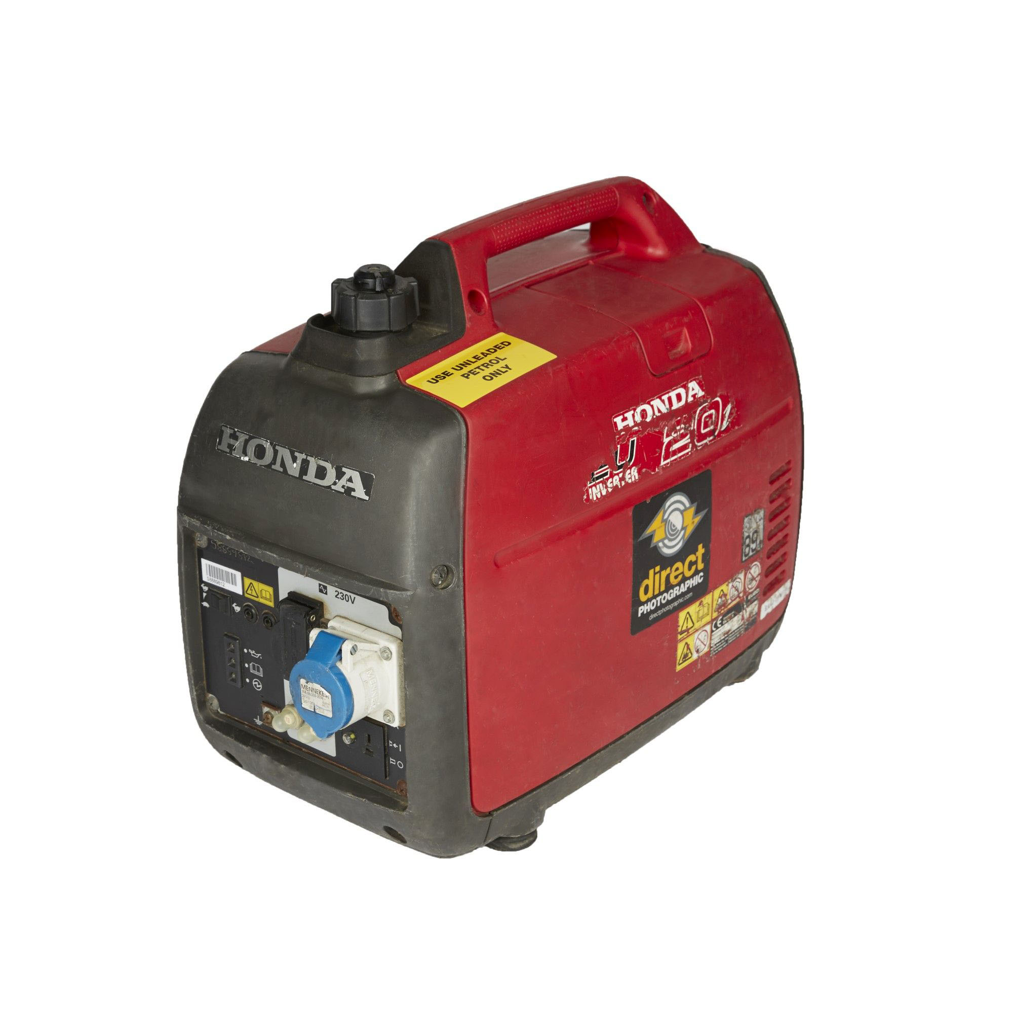Honda 2kW EU20is Generator - Unleaded
