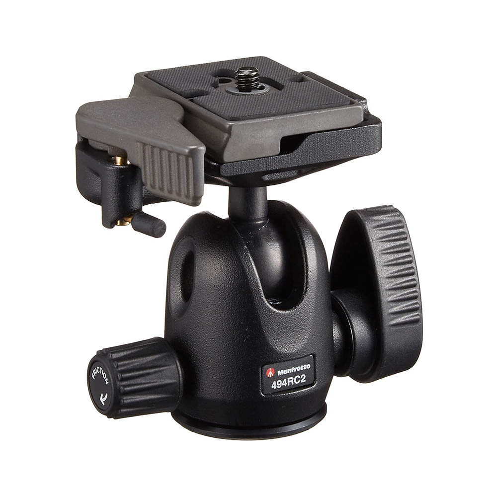 Manfrotto 494RC2 Small Ball & Socket Head
