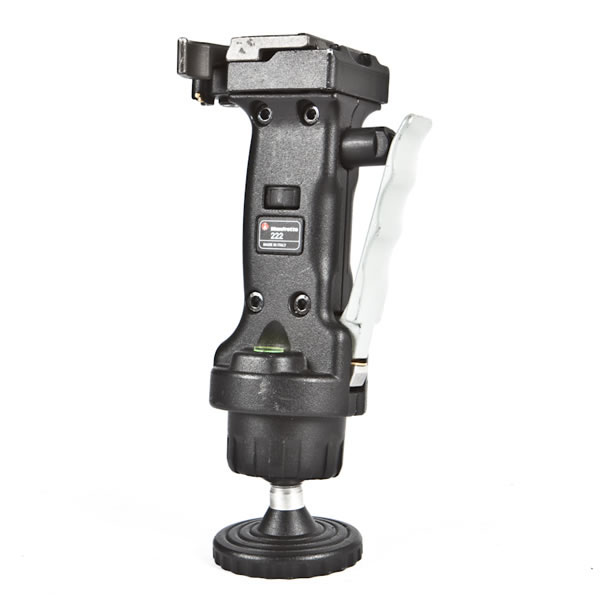Manfrotto Pistol Grip Quick Release Head 222