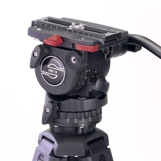 Sachtler FSB-6 Fluid Video Tripod