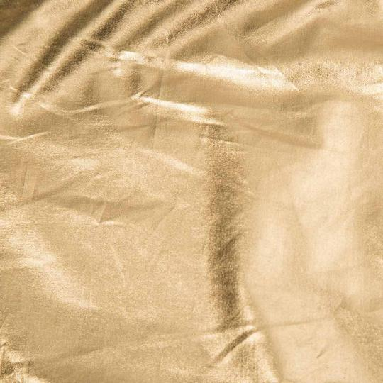 8x8ft Gold Lame