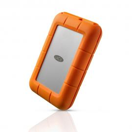 Lacie 4TB Rugged Hard Drive USB-C/USB3