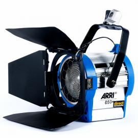 650w Arri Junior Fresnel