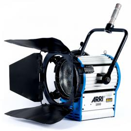 2Kw Arri Junior Fresnel