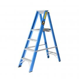 Small Step Ladder (5ft)/Escabeau 3 marches