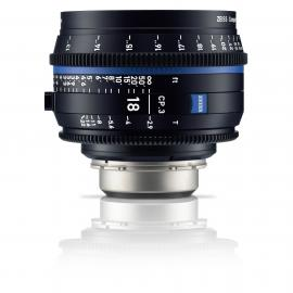 Carl Zeiss CP.3 18mm T2.9 PL/EF