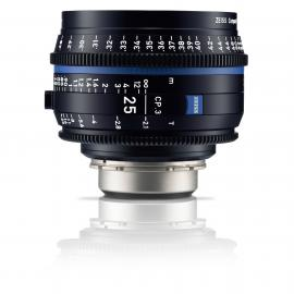 Carl Zeiss CP.3 25mm T2.1 PL/EF