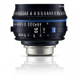 Carl Zeiss CP.3 50mm T2.1 PL/EF
