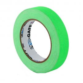 H/Q High Vis Gaffa Tape Green 25mm