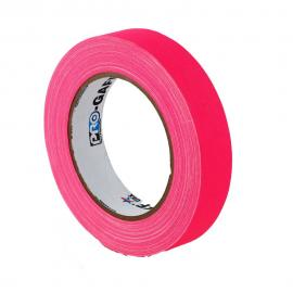 H/Q High Vis Gaffa Tape Pink 25mm