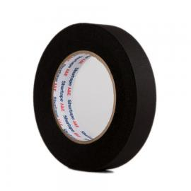 Masking Tape Black 25mm