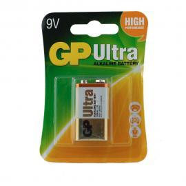 GP Ultra 9v Battery