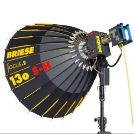 Briese 130 S-H Flash / 2Kw Tungsten Kit