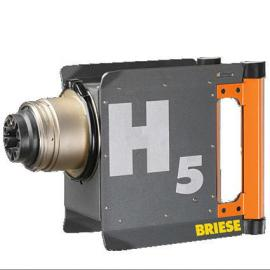 Briese H5 5Kw Tungsten Head