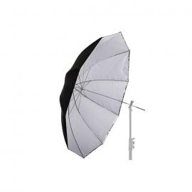 "30"" (85cm) White Convertible Umbrella"