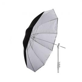 "45"" (105cm) White Convertible Umbrella"