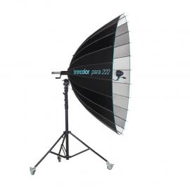 Broncolor Para 222 FT HMI/Tungsten Kit