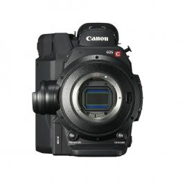 Canon EOS C300 Mark II - EF Mount