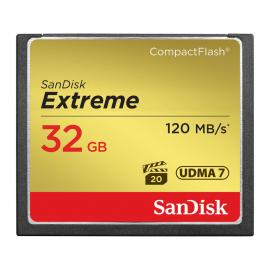 Sandisk 32GB High Speed Compact Flash Card