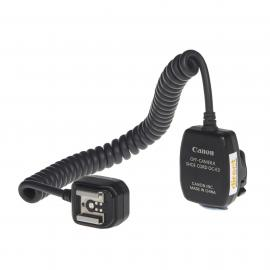 Canon Off-Camera Shoe TTL Cord