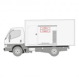60KW Mobile Generator - Vehicle (Haulage Services)
