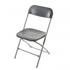 Direct Folding Chair - Charcoal