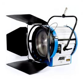 10/12Kw Arri True Blue T12 Fresnel