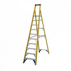 Ten Step Ladder - 2.44m