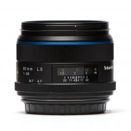Phase One 80mm f/2.8 LS AF Schneider Kreuznach [Blue Ring]