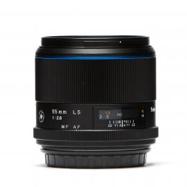 Phase One 55mm f/2.8 LS AF Schneider Kreuznach (Blue Ring)