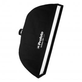 Profoto RFi 1x4' Strip Softbox (inc. speedring)