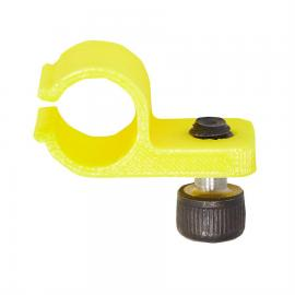 PV Modular Cable Clip Side Yellow (5pk)