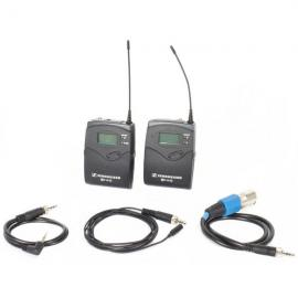 Sennheiser EW112-P G3 Wireless Lapel Mic Kit