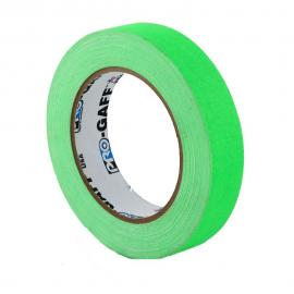 H/Q High Vis Gaffer Tape Green 25mm