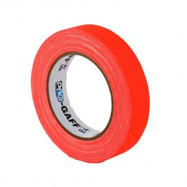 H/Q High Vis Gaffer Tape Orange 25mm