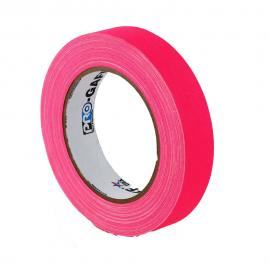 H/Q High Vis Gaffer Tape Pink 25mm