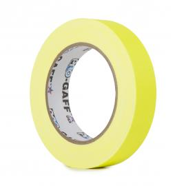 H/Q High Vis Gaffer Tape Yellow 25mm